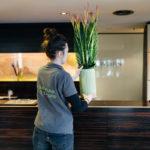 Blumenlieferung Blumendekoration Hotel