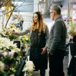 Blumenverkauf Blumenladen Blumenstrauss