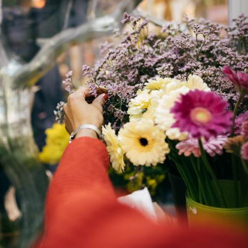 Blumenladen Blume