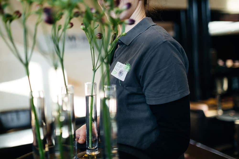 Blumendekoration Vasen Blumenhaus